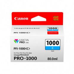 Image de CARTOUCHE PFI 1000 CYAN